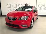 Foto venta Auto usado SEAT Ibiza Reference 1.6L (2015) color Rojo precio $155,000