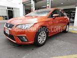 Foto venta Auto usado SEAT Ibiza Style 1.6L 5P (2018) color Naranja precio $195,000