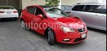 Foto venta Auto usado SEAT Ibiza Style 1.6L 5P (2015) color Rojo precio $159,900