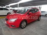 Foto venta Auto usado SEAT Ibiza Style (2013) color Rojo precio $135,000