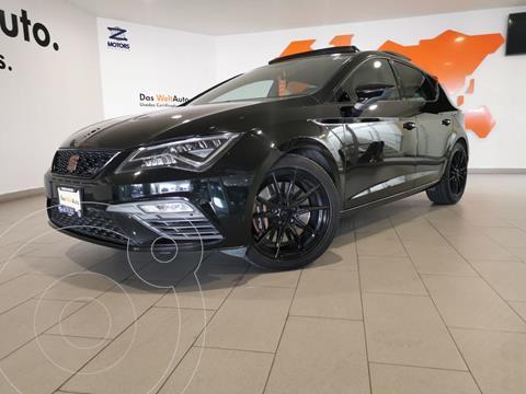 SEAT Leon Cupra 2.0L T 5 Puertas usado (2019) color Negro financiado en mensualidades(enganche $111,071 mensualidades desde $11,418)