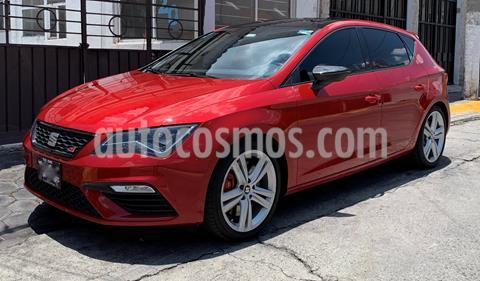 SEAT Leon Cupra 2.0L T 5 Puertas usado (2018) color Rojo precio $410,000