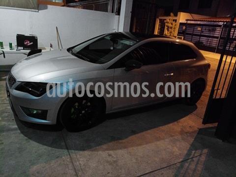 SEAT Leon SC FR 180 HP DSG usado (2015) color Plata Estelar precio $245,000