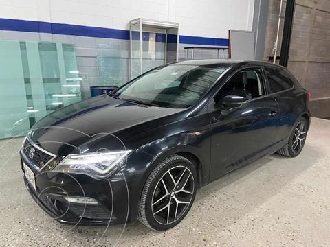 SEAT Leon Super Copa 2.0L TSI usado (2017) color Negro precio $299,000