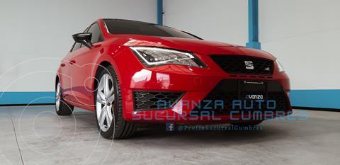 SEAT Leon Super Copa 2.0L TSI usado (2016) color Rojo precio $345,000