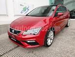 Foto venta Auto usado SEAT Leon FR 1.4T 140 HP DSG (2018) color Rojo Emocion precio $335,001