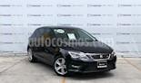 Foto venta Auto usado SEAT Leon FR 1.4T 150 HP DSG (2016) color Negro Medianoche precio $260,000