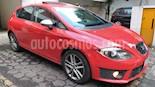 Foto venta Auto usado SEAT Leon FR 1.8T  180 HP DSG (2013) color Rojo precio $165,000