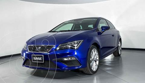 SEAT Leon FR 180 HP DSG usado (2018) color Azul precio $344,999