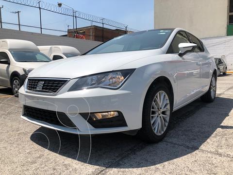 SEAT Leon Style  usado (2019) color Blanco Nieve financiado en mensualidades(enganche $83,396 mensualidades desde $8,887)