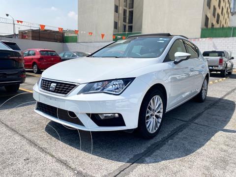SEAT Leon STYLE 1.4TSI 150HP DSG usado (2019) color Blanco Nevada precio $350,000