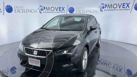 SEAT Leon Style 1.4T 150HP DSG usado (2019) color Negro precio $315,000