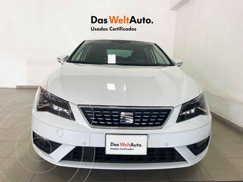 SEAT Leon Xcellence 1.4T 150HP DSG usado (2018) color Blanco precio $319,995