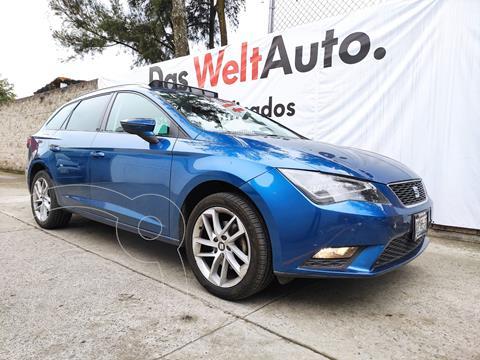 SEAT Leon ST 1.4 STYLE 150HP DSG 5PTS usado (2016) color Azul precio $250,000