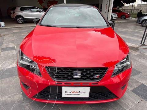 SEAT Leon Cupra usado (2016) color Rojo precio $309,995
