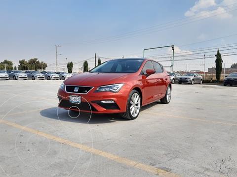 SEAT Leon FR 1.4T usado (2018) color Rojo precio $299,900