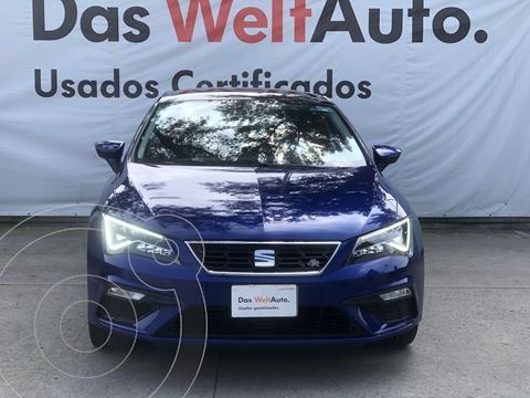 SEAT Leon FR 1.4T 150 HP DSG usado (2018) color Azul precio $325,000