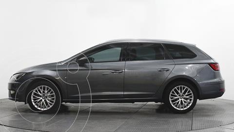 SEAT Leon Style 1.4T 150HP usado (2018) color Gris precio $305,300