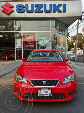 SEAT Leon Reference 1.4T usado (2014) color Rojo Emocion precio $150,000