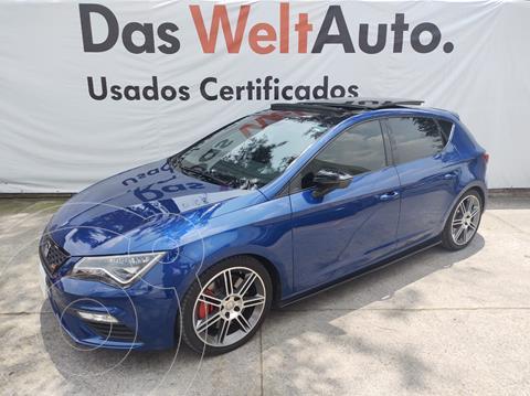 SEAT Leon CUPRA 2.0 TSI 290HP DSG DASHBOARD usado (2018) color Azul precio $460,000