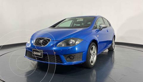 SEAT Leon FR 1.8T  180 HP DSG usado (2013) color Azul precio $172,999