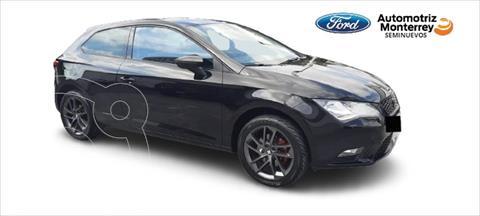 SEAT Leon Style 1.4T 150HP usado (2016) color Negro precio $245,000