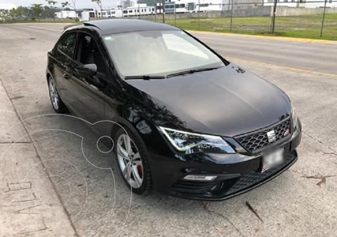SEAT Leon Cupra usado (2017) color Negro precio $250,000