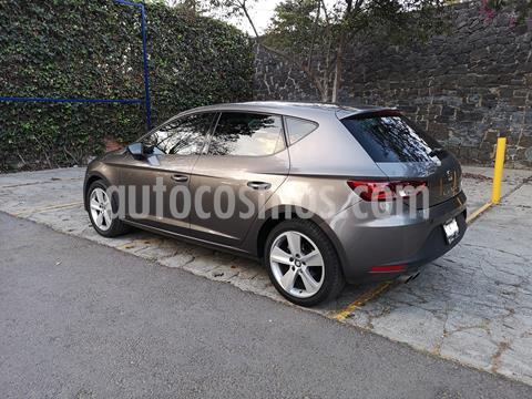 SEAT Leon FR 1.4T 150 HP DSG usado (2016) color Gris precio $249,000