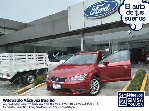 SEAT Leon 5P STYLE L4/1.4/T 150 HP AUT usado (2016) color Rojo precio $210,000