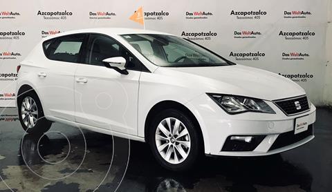 SEAT Leon Style 1.4T 125 HP usado (2019) color Blanco Nieve precio $289,990