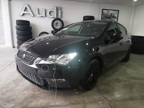 SEAT Leon 1.4T Style  usado (2020) color Negro Magico precio $329,000