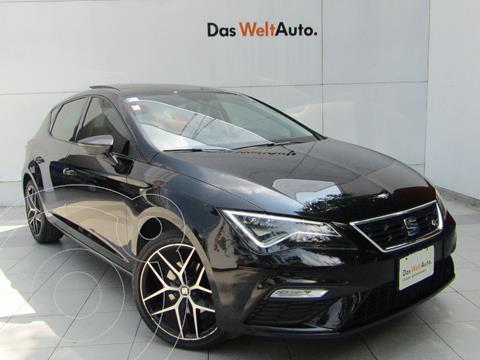 SEAT Leon FR 1.4T 150 HP DSG usado (2019) color Negro Medianoche precio $369,000