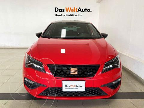 SEAT Leon Cupra usado (2020) color Rojo precio $519,995