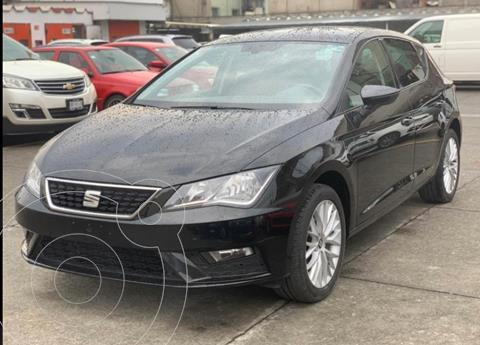 SEAT Leon Style  usado (2019) color Negro Medianoche financiado en mensualidades(enganche $69,800 mensualidades desde $8,238)