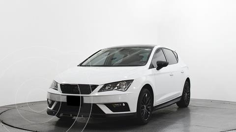 SEAT Leon 1.4T Style  usado (2019) color Blanco precio $324,000