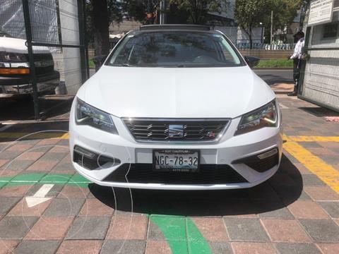 SEAT Leon Style 1.4T 150HP DSG usado (2018) color Blanco precio $365,000