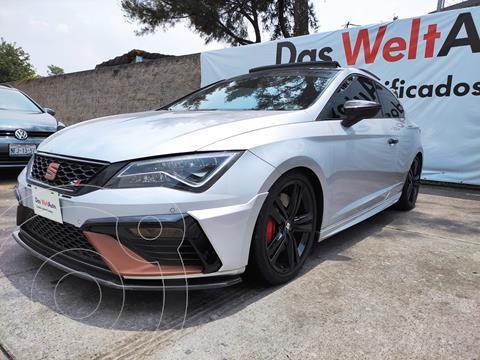 SEAT Leon CUPRA 2.0 TSI 290HP DSG usado (2017) color Plata precio $460,000