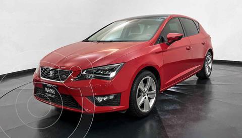 SEAT Leon Version usado (2016) color Rojo precio $254,999