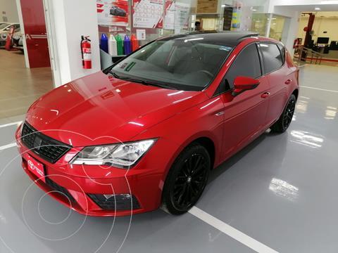 SEAT Leon Style 1.4T 150HP usado (2019) color Rojo precio $307,000