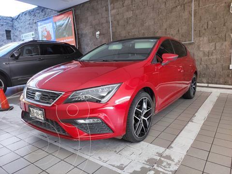 SEAT Leon FR 1.4TSI 150HP DSG usado (2019) color Rojo precio $350,000