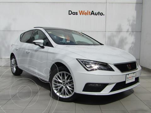 SEAT Leon Style 1.4T 150HP DSG usado (2020) color Blanco Nieve precio $369,000