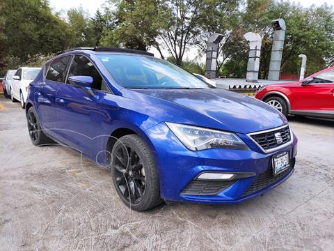 SEAT Leon FR 1.4L TSI 150HP DSG usado (2018) color Azul precio $325,000