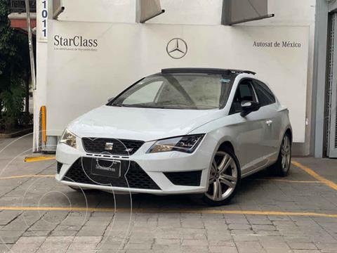 SEAT Leon Cupra usado (2015) color Blanco precio $320,000
