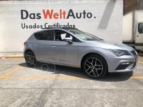SEAT Leon FR  usado (2020) color Plata Urbano precio $419,000