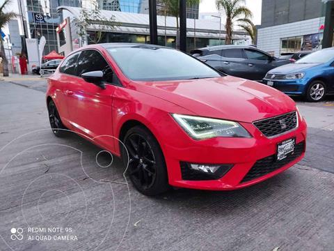 SEAT Leon FR 1.8T (180Hp) usado (2014) color Rojo precio $220,000