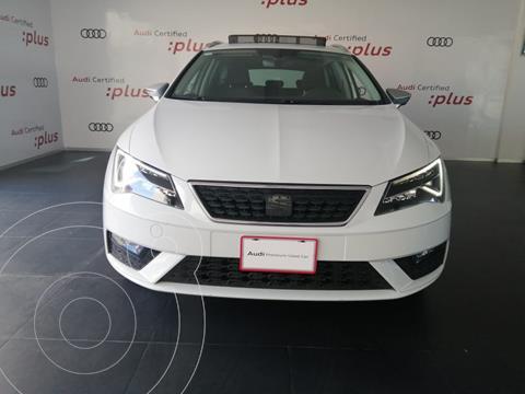 SEAT Leon Style 1.4T 150HP DSG usado (2018) color Blanco precio $255,000