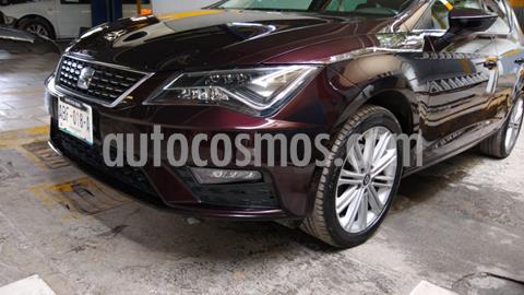 SEAT Leon Xcellence 1.4T 150HP DSG usado (2017) color Marron precio $230,000