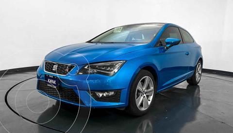 SEAT Leon FR 1.4T 150 HP usado (2016) color Azul precio $277,999