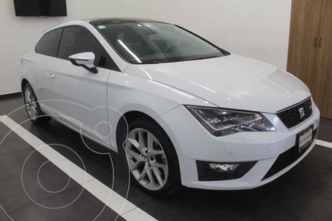 SEAT Leon Version usado (2016) color Blanco precio $279,000