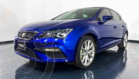 SEAT Leon FR 1.4T 150 HP DSG usado (2018) color Azul precio $347,999
